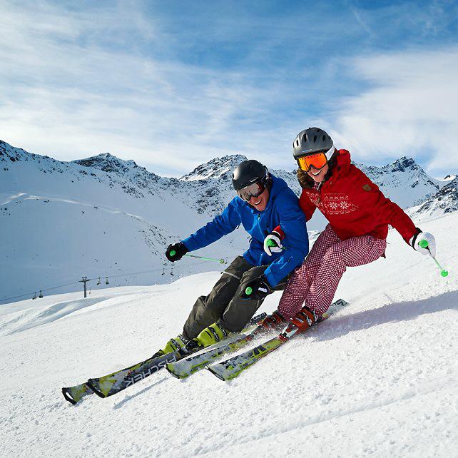 novemberhoch skifahren im hörnli arosa
